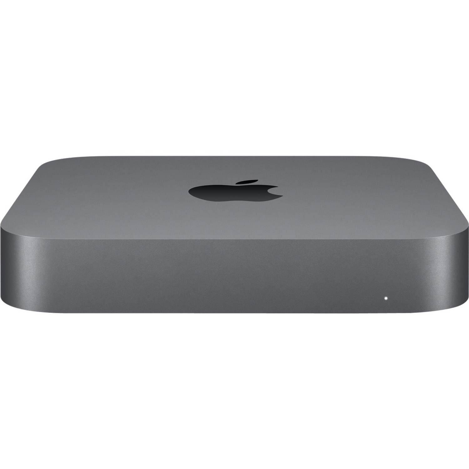 Apple Mac mini MRTR2LL/A Desktop Computer - Intel Core i3 (8th Gen) 3 60  GHz - 8 GB DDR4 SDRAM - 128 GB SSD - macOS Mojave - Mini PC - Space Gray -