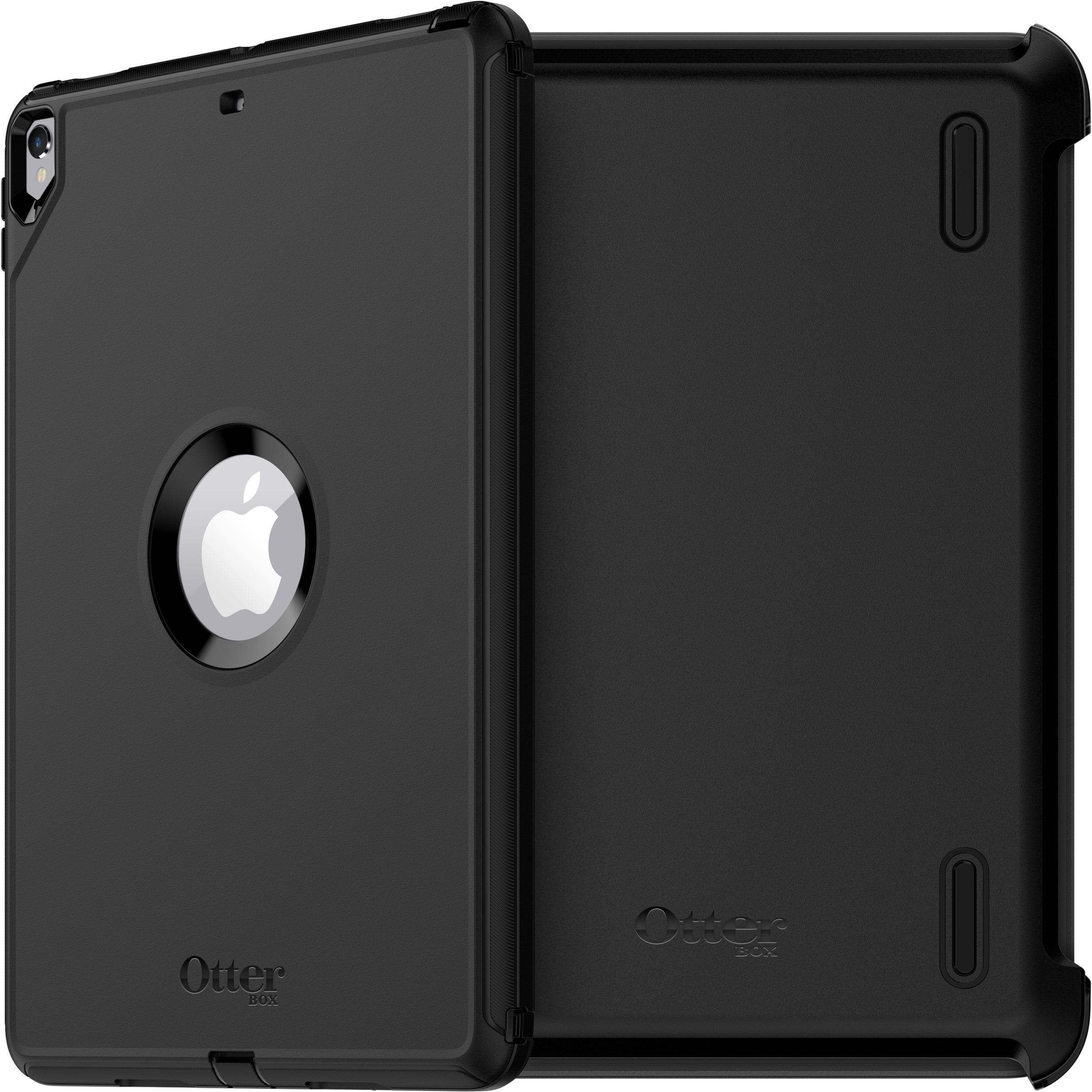 newest 598a2 9ac5e OtterBox iPad Pro 10.5-inch Defender Series Case - iPad Pro - Black -  Polycarbonate, Synthetic Rubber, Polyester 77-55780