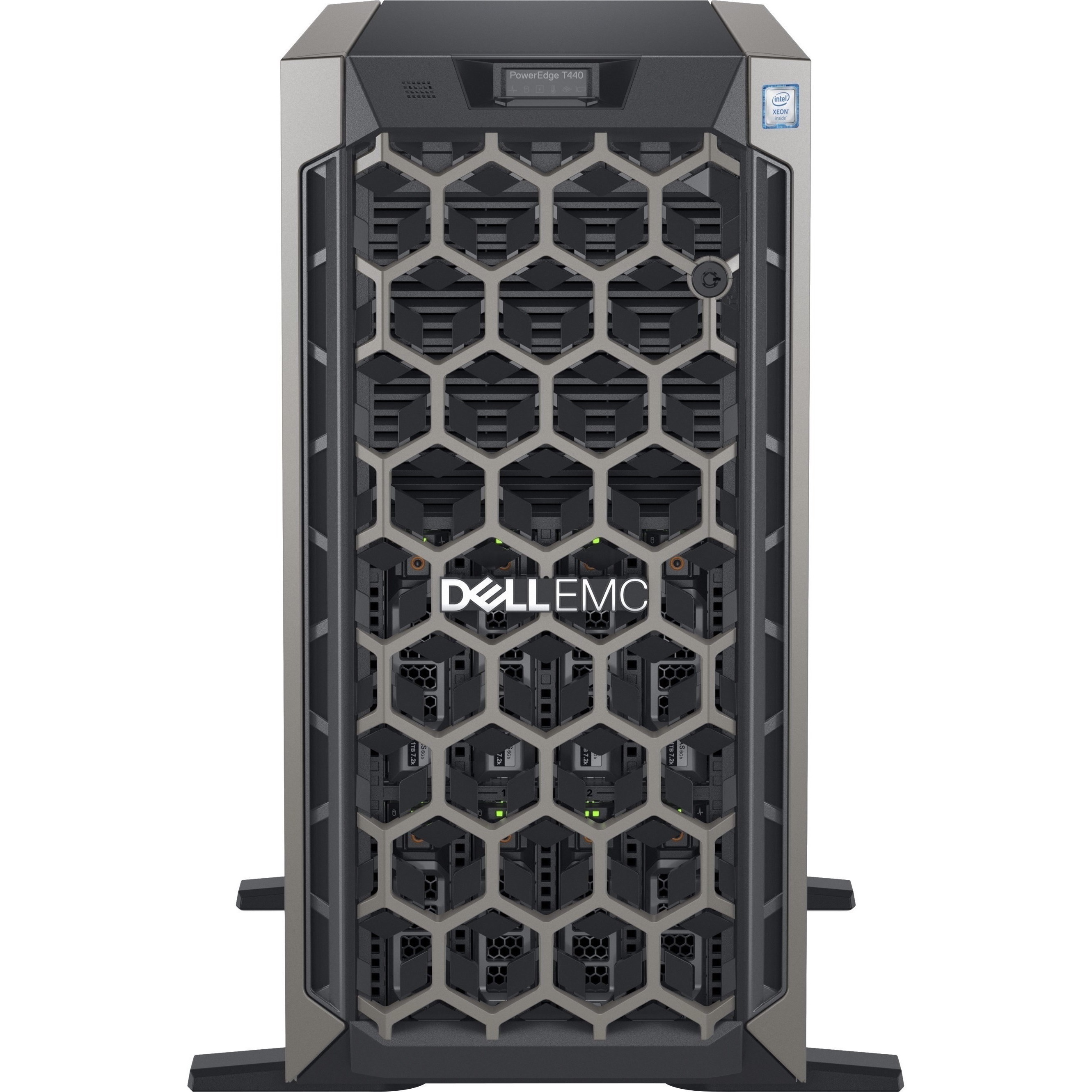 Dell EMC PowerEdge T440 5U Tower Server - 1 x Intel Xeon